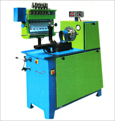 Fuel Pump Calibration Machine